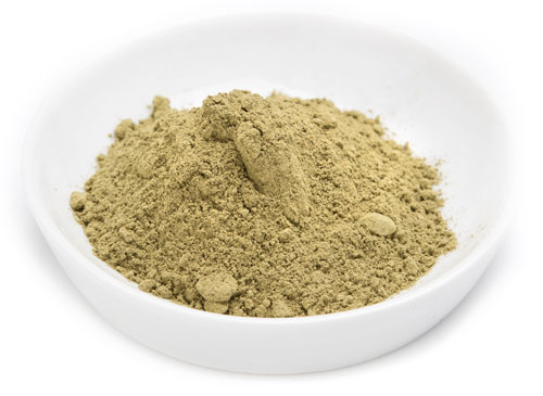 White Vein Kratom Powder & Capsules